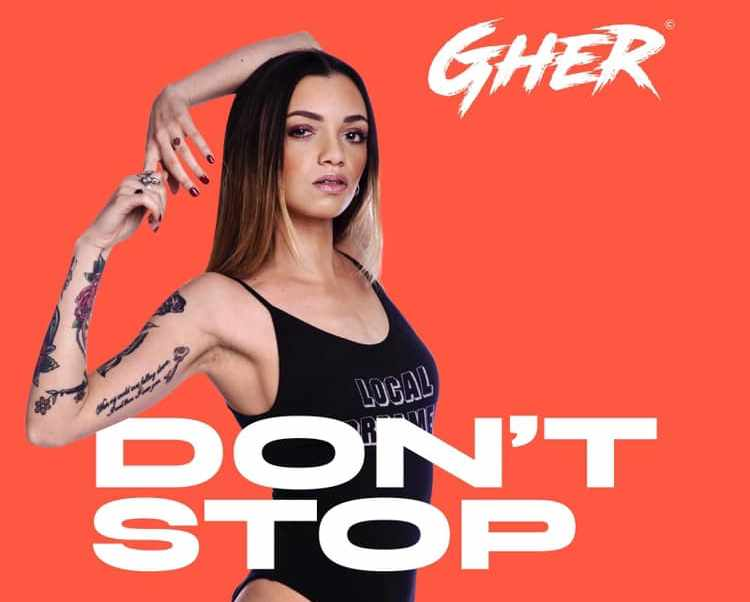 Gher: Don't Stop, il video è su YouTube