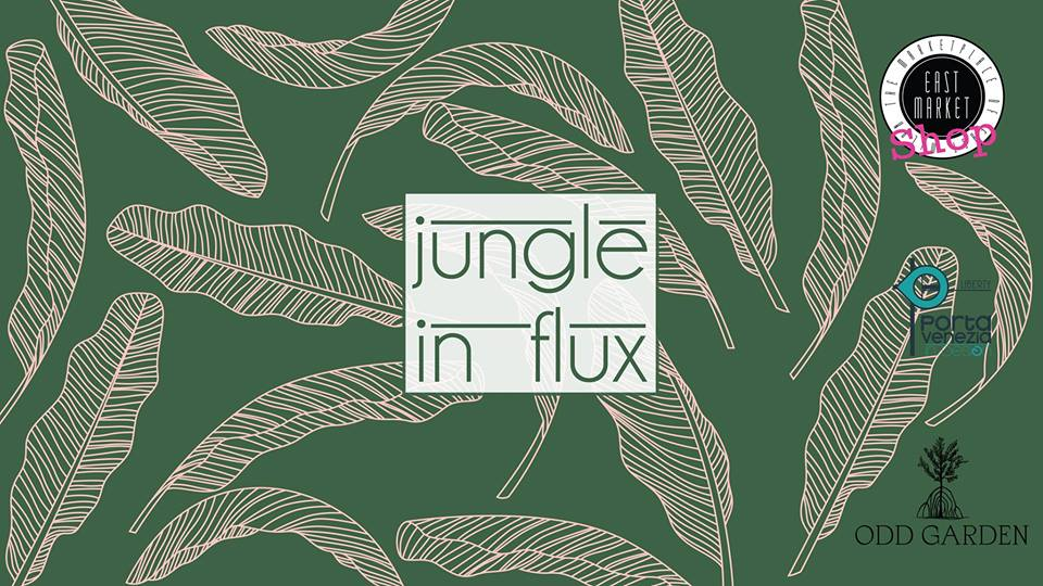"Design Week 2019: da East Market Shop spazio al garden design con ""Jungle in Flux"""