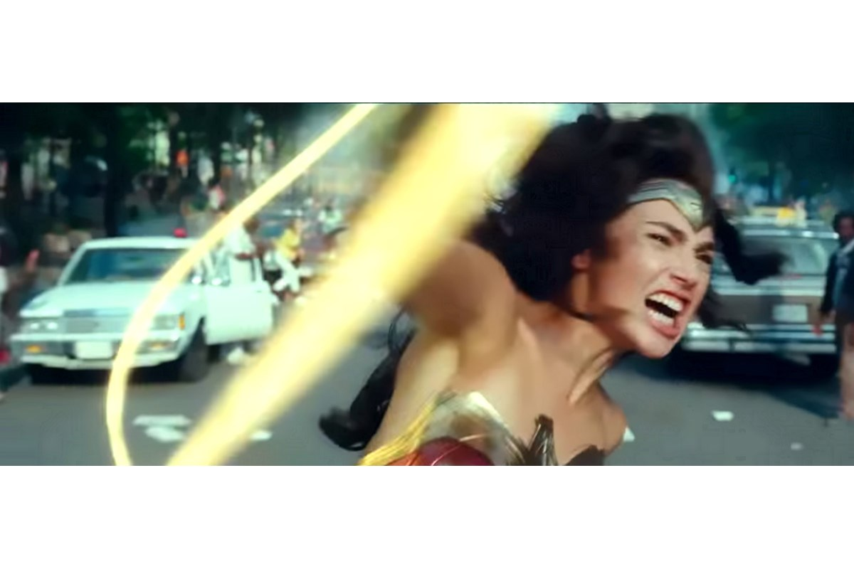 Wonder Woman 1984: il trailer italiano del film con Gal Gadot!