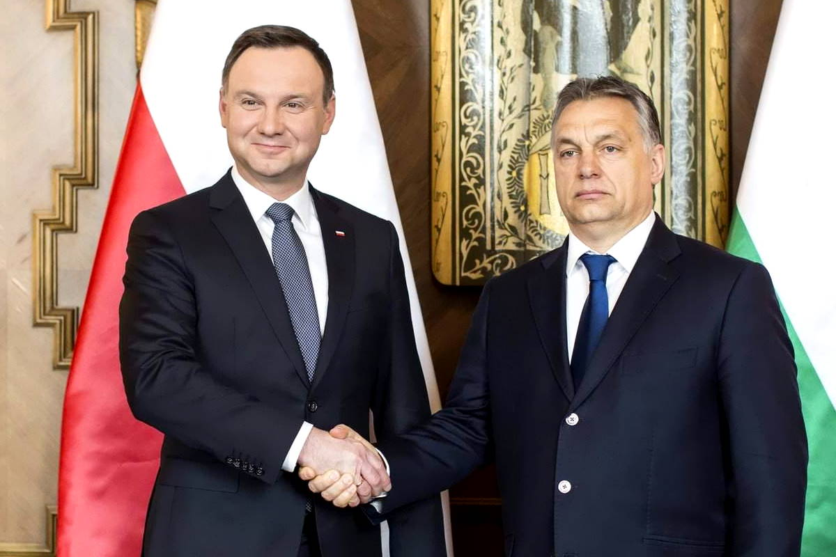 Ue, Polonia e Ungheria pongono veto su bilancio europeo