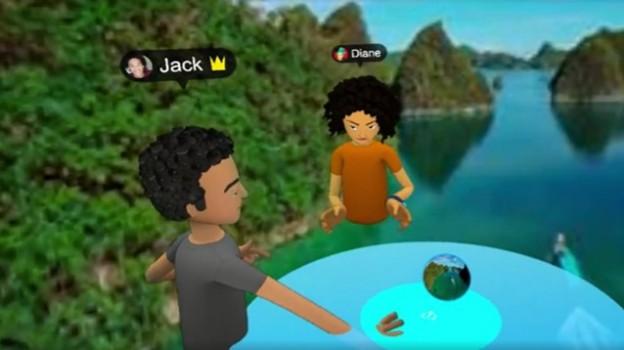 Realtà aumentata: Facebook lancia gli ambienti virtuali Spaces