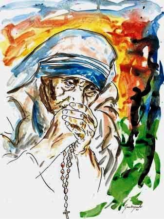 Madre Teresa Santa: il Volto della Misericordia