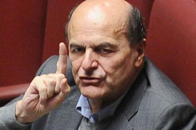 Bersani: cara Fornero, con lei si può parlare