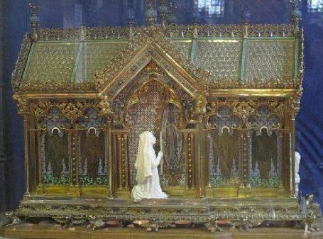 Reliquie di Bernardette a Livorno