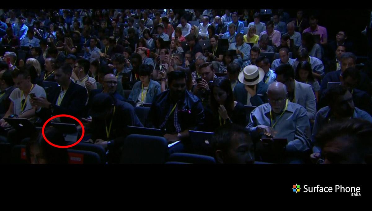 Apple Keynote: tra i tanti Mac spunta anche un Surface   Surface Phone Italia