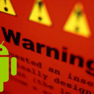 Come rimuovere un virus da Android senza Hard Reset