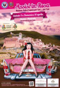 """Oggi e domani """"Assisi in rosa"""", donne alla guida di auto d'epoca"""
