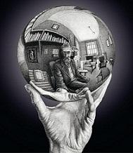 La mostra di Escher meta preferita dei turisti in visita a Catania