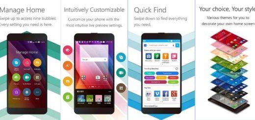 Download Launcher Asus Zenfone 3