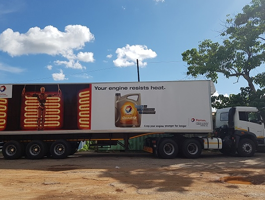 Bolloré Logistics Zambia awarded 5-year contract for local distribution of total lubricants | Supply Chain