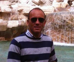 Stefano Toma giornalista: l'acqua che non si vede