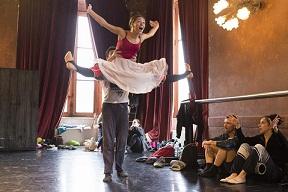 Palermo: Al Teatro Massimo il trittico di danza con Levaggi, Inger e Kylián