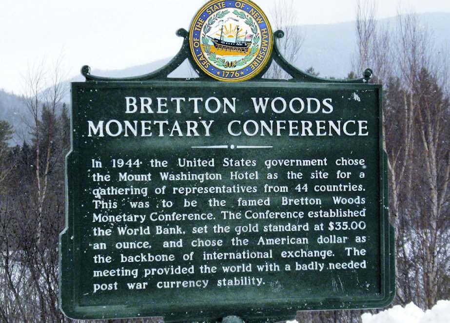 Economia: Per una nuova Bretton Woods - Discussione sul PIL Frammenti di Utopia