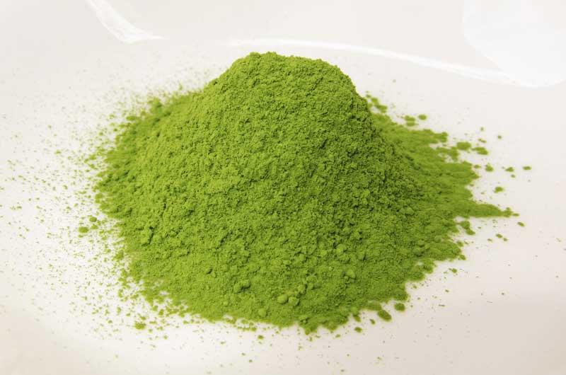 Il tè matcha o tè verde giapponese