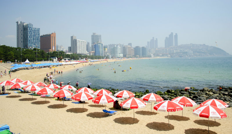 5 bellissime spiagge da vedere in Corea del Sud