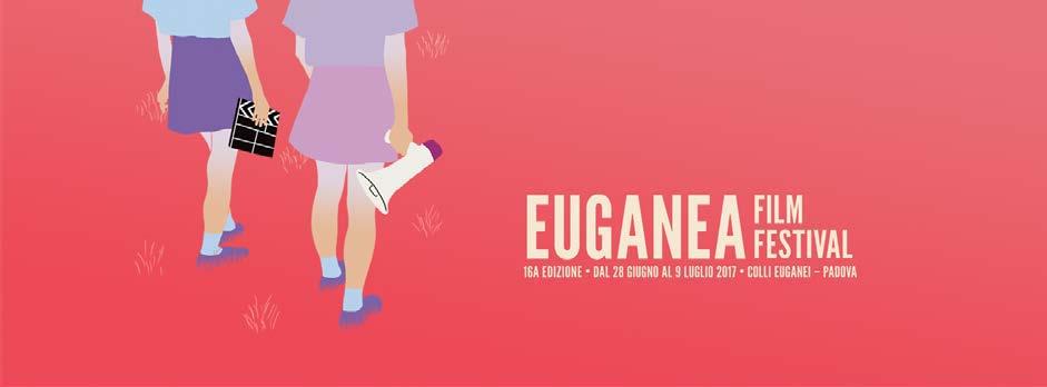 In partenza sui Colli Euganei la sedicesima edizione di Euganea Film Festival