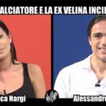 """Le Iene, Federica Nargi e Alessandro Matri nell'intervista doppia: """"Aspettiamo una femmina"""". E sulla..."""