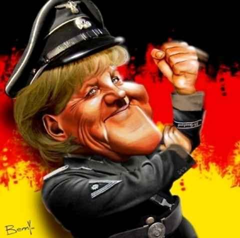 L'Unione Europea è il progetto di Hitler - Brexit choc