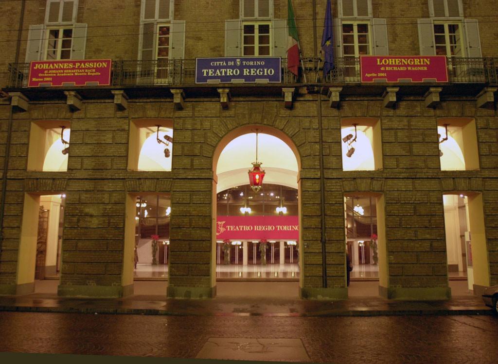 10 aprile 1973: Viene inaugurato a Torino il nuovo Teatro Regio