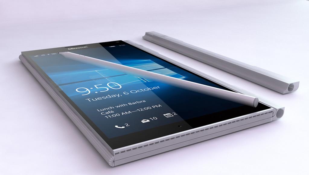 Surface Phone: lancio anticipato ad Ottobre 2016? | Surface Phone Italia