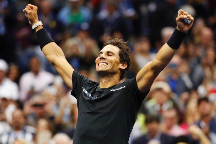 """Tennis, Nadal non è sazio dopo lo Us Open: """"Ho voglia di continuare. Ringrazio la vita"""""""