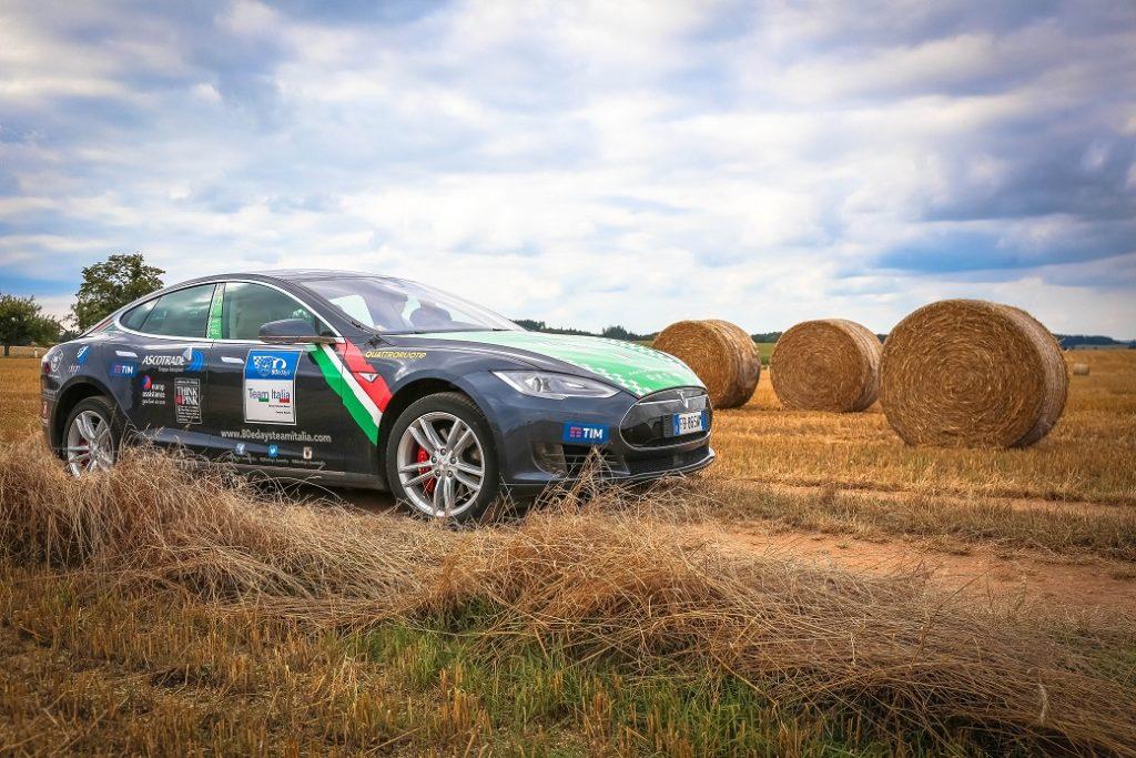 Il Giro del Mondo in auto elettrica torna nel Vecchio Continente