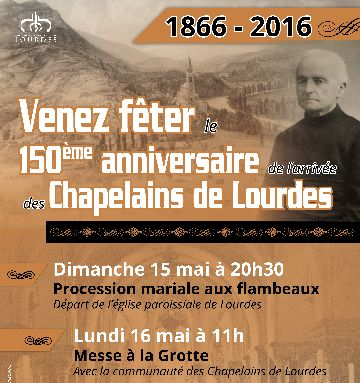 Jubilé des prêtres, colloque international à Lourdes