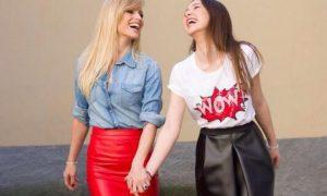 Michelle Hunziker e Aurora Ramazzotti, la comicità è virale [VIDEO]