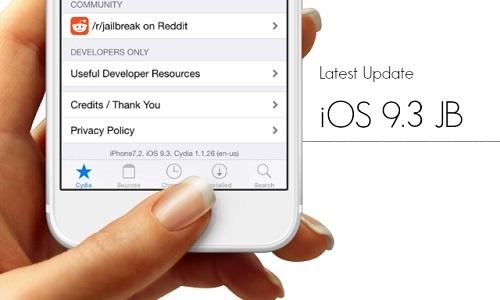 Jailbreak iOS 9.3: novità e data di uscita, ma attenzione ai falsi