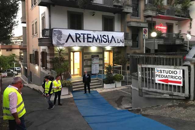 Artemisia Lab. La nuova sede in via Cassia a San Godenzo