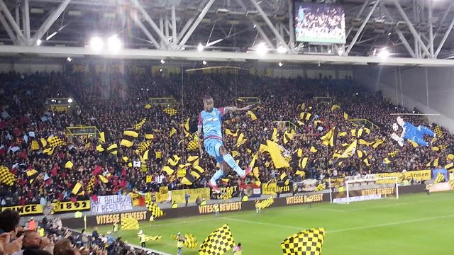Calcio. Eredivisie. Vitesse - Ajax. Diretta Live.