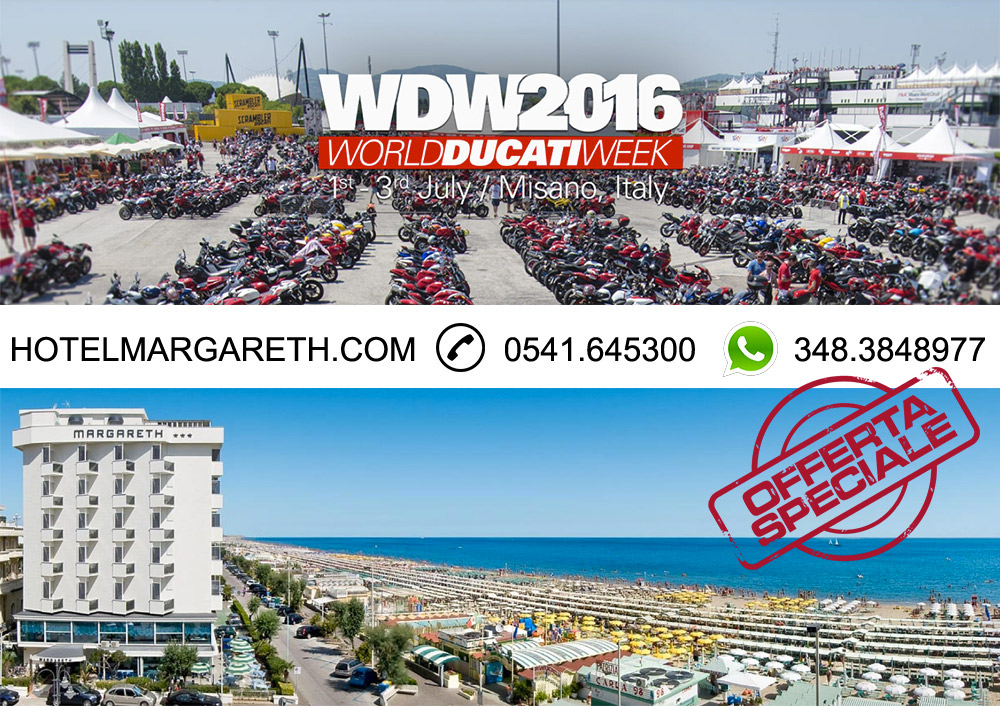 Ducati week 2016