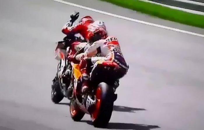 Dovizioso trionfa su Marquez nel Gran Premio d'Austria 2017 di MotoGP