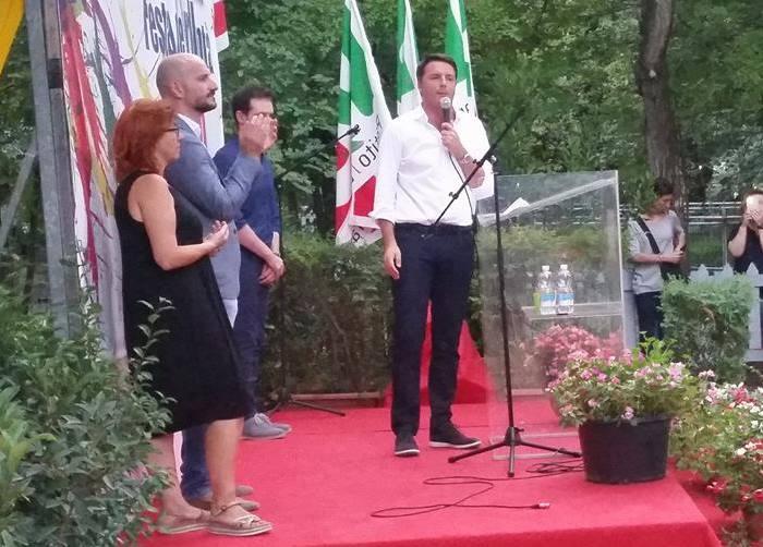 Matteo Renzi e l'insostenibile leggerezza dell'essere... indecente