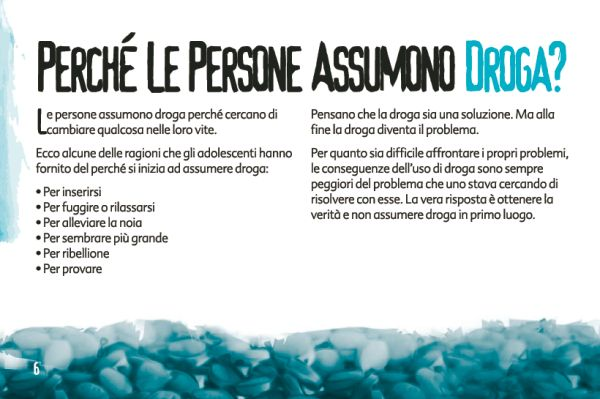 Val Trompia - Prevenzione dalle droghe