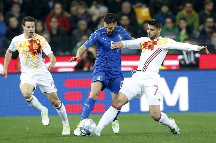 Dove vedere Spagna-Italia stasera valida per Russia 2018