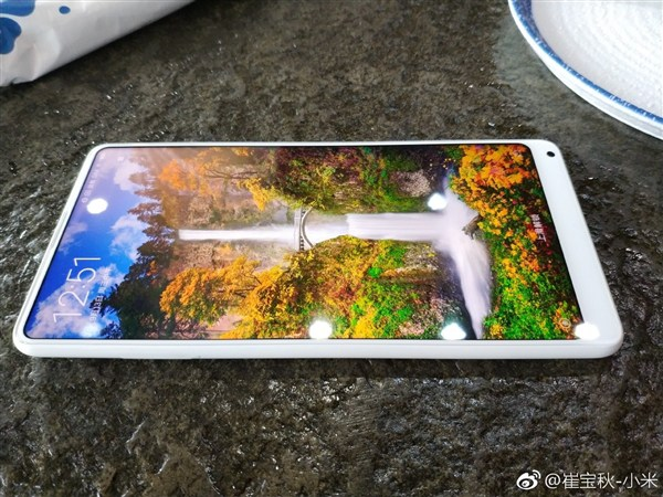 Xiaomi Mi Mix 2 Special Edition: Ecco la Immagini