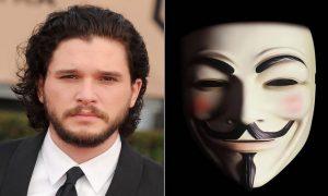 Kit Harington: dal Trono di spade a una serie su Guy Fawkes