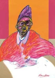 Il giallo internazionale delle opere su carta di Francis Bacon