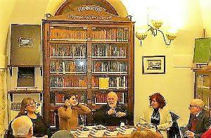 """Enna. La """"Dante"""" incontra lo scrittore Salvatore Chiello, autore del romanzo Sorry"""