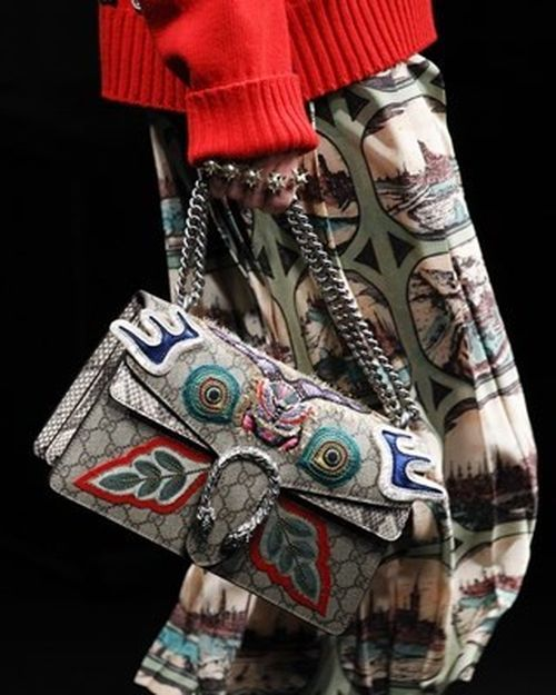 Gucci: la nuova esclusiva capsule collection per Net-A-Porter