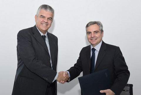 Luigi Ferraris Terna, Maxi prestito per l'interconnessione Italia-Francia