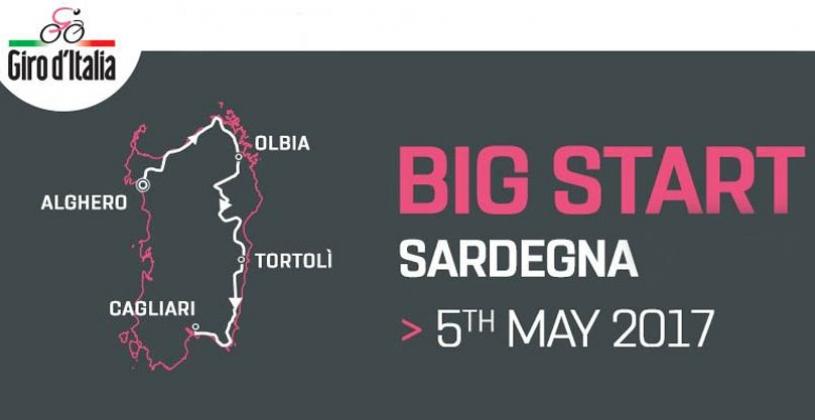 Grande Partenza Giro d'Italia 2017: Alghero scopre le carte tra eventi, mostre e il contributo esclusivo di Antonio Marras