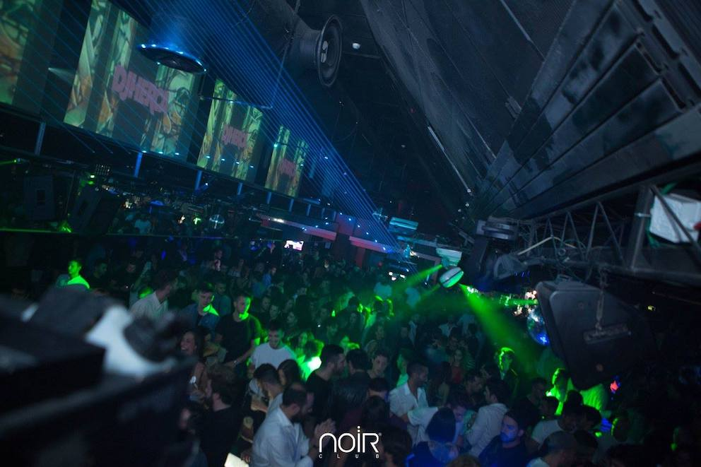 Noir - Lissone (MB): 5/10 Fifties Party, 6/10 OpenWine e Prime on Tour, 7/10 UniBreak, Led in Black