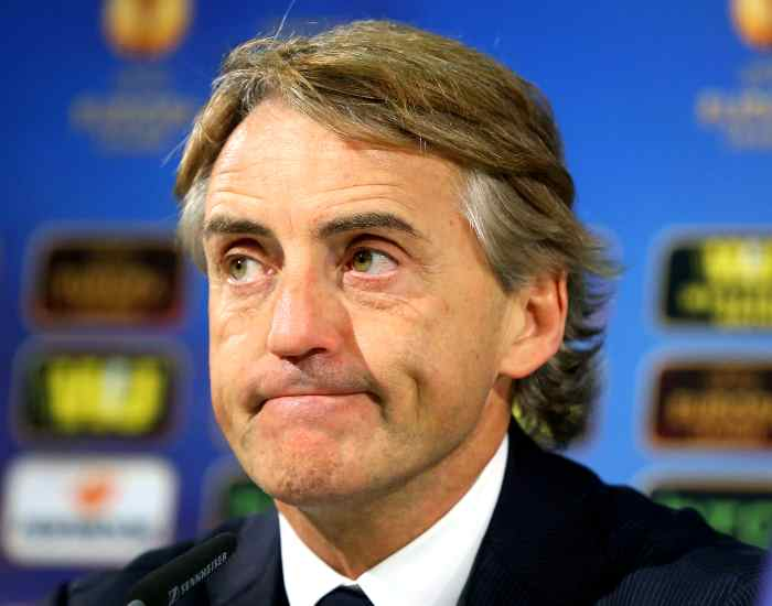 Confusione Inter. Mancini ai saluti?