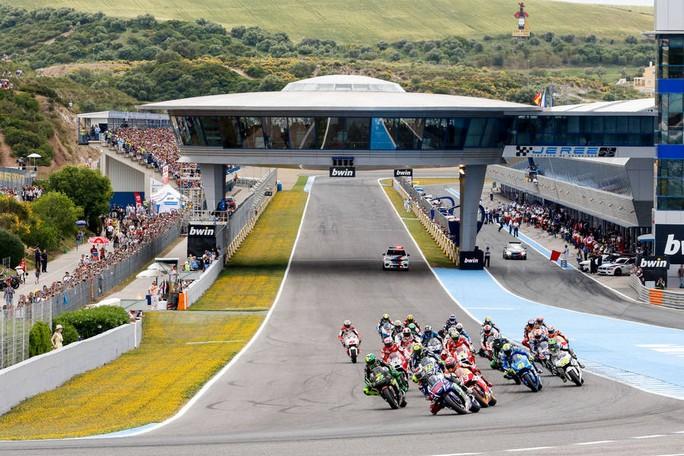 MotoGP GP Jerez la griglia di partenza! che pole di