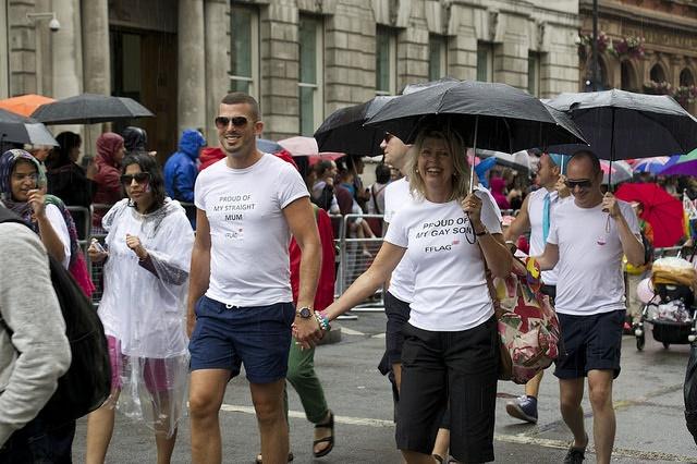 Vivi la vita sentendoti libero di essere te stesso – London Pride 2016