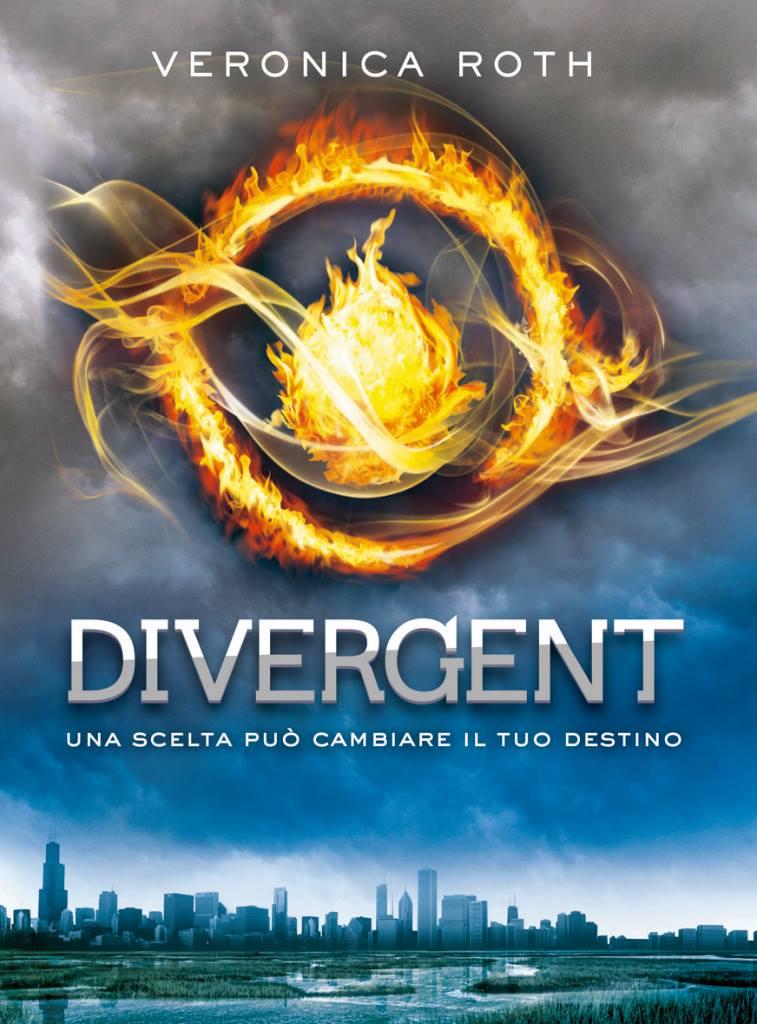 Recensione: Divergent; Veronica Roth | Libri, Sogni e Realtà