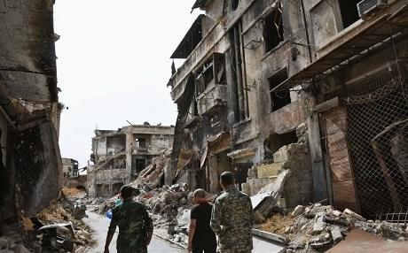 Siria: Forze siriane preparano offensiva su larga scala a Aleppo » Guerre nel Mondo