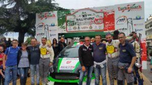 Automobilismo: Al via il Rally Event 2017